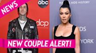 Instagram Official! Kourtney and Travis Post Hand-Holding Pic After Scott PDA