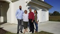 After surviving 2 hurricanes, COVID-19, a family is blessed