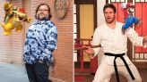 """Jack Black on Playing Bowser in Super Mario Bros. Movie: """"Hey [Chris] Pratt … I'mma Barbecue You and Eat You"""""""