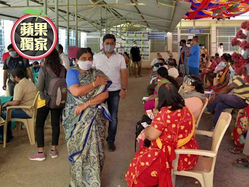 【獨家/變異株之戰】高端疫苗下周打第三劑 聯亞擬在重災煉獄印度做人體試驗 | 蘋果新聞網 | 蘋果日報