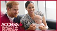 Prince Harry & Meghan Markle's Son Archie Gets Birthday Wishes From Royal Family