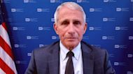 Dr. Anthony Fauci on breakthrough COVID cases and the NFL's new rule