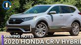 2020 Honda CR-V Hybrid Driving Notes: A Solid Addition