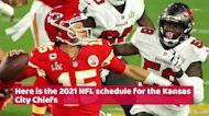 Kansas City Chiefs 2021 NFL schedule