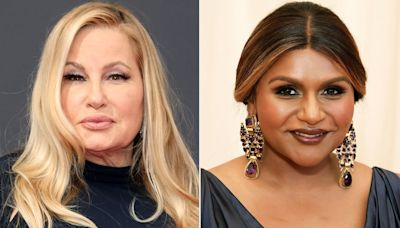 Jennifer Coolidge Hopes to Ask Mindy Kaling 'What's Happening' with Legally Blonde 3 at Emmys