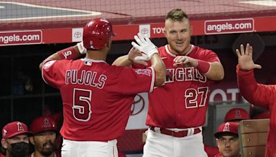 Betting lines and odds for Angels vs. Houston Astros on Thursday