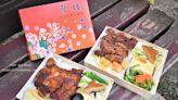 台中人氣烤肉便當~厚燒 日法式烤肉餐盒,推薦檸檬烤雞腿