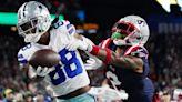 Dallas Cowboys escape with OT win over New England Patriots in wild finish in Foxborough