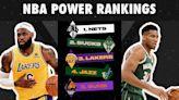 2021-22 NBA Power Rankings: Nets, Bucks, Lakers lead the way to kick off the season