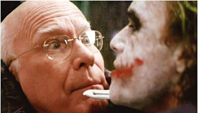 Sen. Patrick Leahy, who's third in line to the presidency, has appeared in 5 'Batman' movies, including 'The Dark Knight Rises'