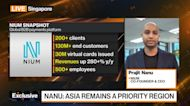 Singapore Fintech Startup Nium Tops $1 Billion Valuation