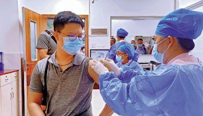 加強免疫/接種滿半年 在粵港人第三針免費
