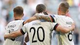 Robin Gosens and Joshua Kimmich too much for Portuguese as Germany hit stride