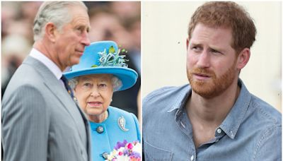 Queen Elizabeth Is Reportedly Frustrated Over the Prince Charles and Prince Harry Drama