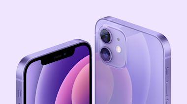 和紫色 iPhone 12 一起推出的,還有蘋果的隨機序號