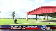 Violence at Ingleside Park