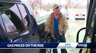Gas prices on the rise in Iowa