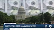 Glitch stalls some PPP loan applications