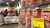 New Mexico food banks prepare to buy millions of meals