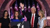 Mike Pence secretly attended his daughter's wedding two days before election