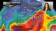Atlantic Canada: Sally brings rainfall and possible landfall from Hurricane Teddy next week