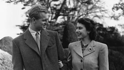 Who was Prince Philip's other royal family?