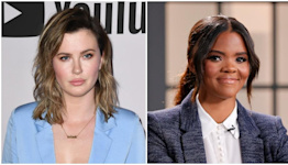 Alec Baldwin's Daughter Rips 'Hateful' Candace Owens for Calling 'Rust' Tragedy 'Poetic Justice'
