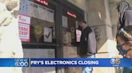 Science Lovers Shocked To Find Fry's Electronic Stores Closed For Good