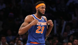 Tom Thibodeau says Knicks are 'not going to rush' Mitchell Robinson back from injury