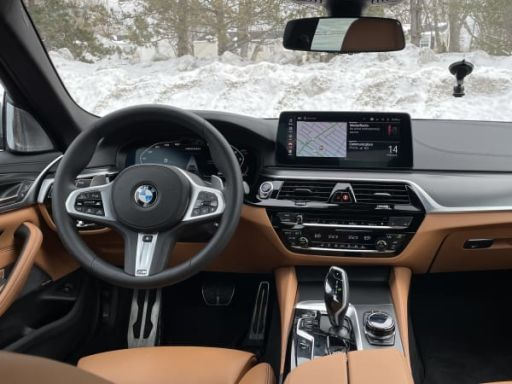 2021 BMW 5 Series Interior Review | The mature choice