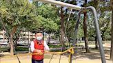竹市125處公園完成消毒 今起開放