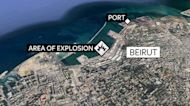 What caused Beirut explosion?
