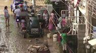 Manila starts Vamco clean-up