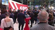 Germany's Social Democrats beat Merkel's party