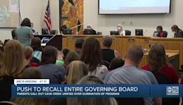 Push to recall entire Cave Creek Unified Governing Board