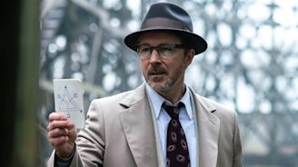 'Game of Thrones' Star Aidan Gillen on Shedding Littlefinger for His Role on 'Project Blue Book' (Exclusive)