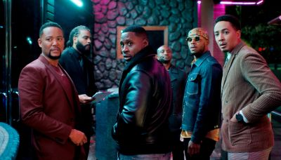 TV show 'Johnson' takes glimpse into Black male perspective
