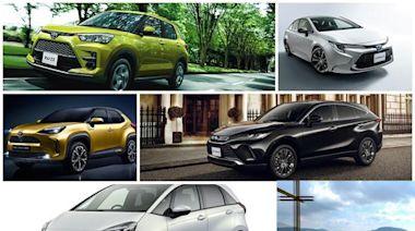 休旅人氣漸下滑,日本 3 月新車銷售 TOP10 出爐! - 自由電子報汽車頻道