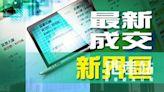 西貢大環村單號村屋全幢1600萬易手 - 香港經濟日報 - 地產站 - 二手住宅 - 村屋成交