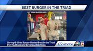 Lexington restaurant serves up award-winning burger