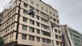 北市八德大樓火警 4人輕傷送醫、疏散33人