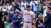 Watch Kris Bryant's emotional return to Wrigley Field as a member of the Giants