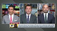 Garafolo, Rapoport explain 'hang up' in Davante Adams contract talks