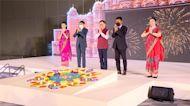 場次史上最多! 貿協印度台灣形象展登場