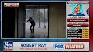 Fox News reporter battles Hurricane Ida wind in New Orleans
