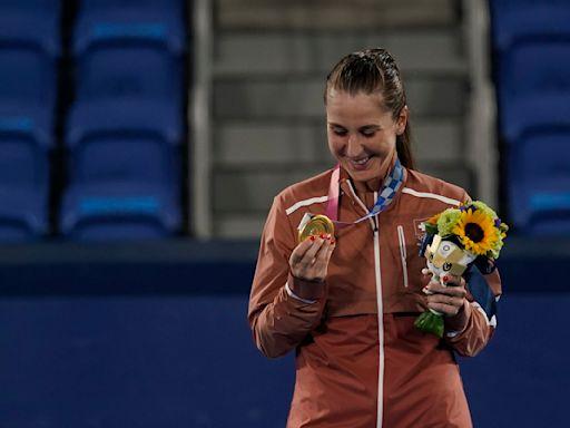 奧運/費德勒未出征 師妹Bencic意外奪下東奧女單金牌   運動   NOWnews今日新聞
