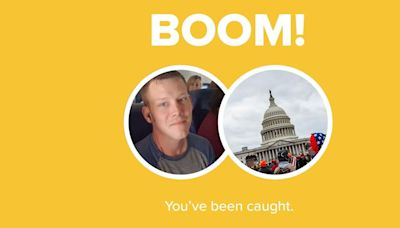 'Comically Minimal Ego-Stroking': Inside The Bumble Takedown Of A Violent Capitol Rioter