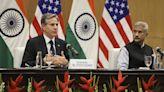 布林肯訪印度 多邊合作抗衡北京
