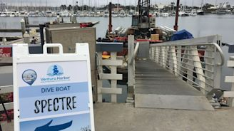 Ventura Harbor dock replacement brings commercial fishing, jettisons recreational boats