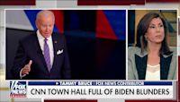 Biden's CNN town hall was 'shocking': Tammy Bruce